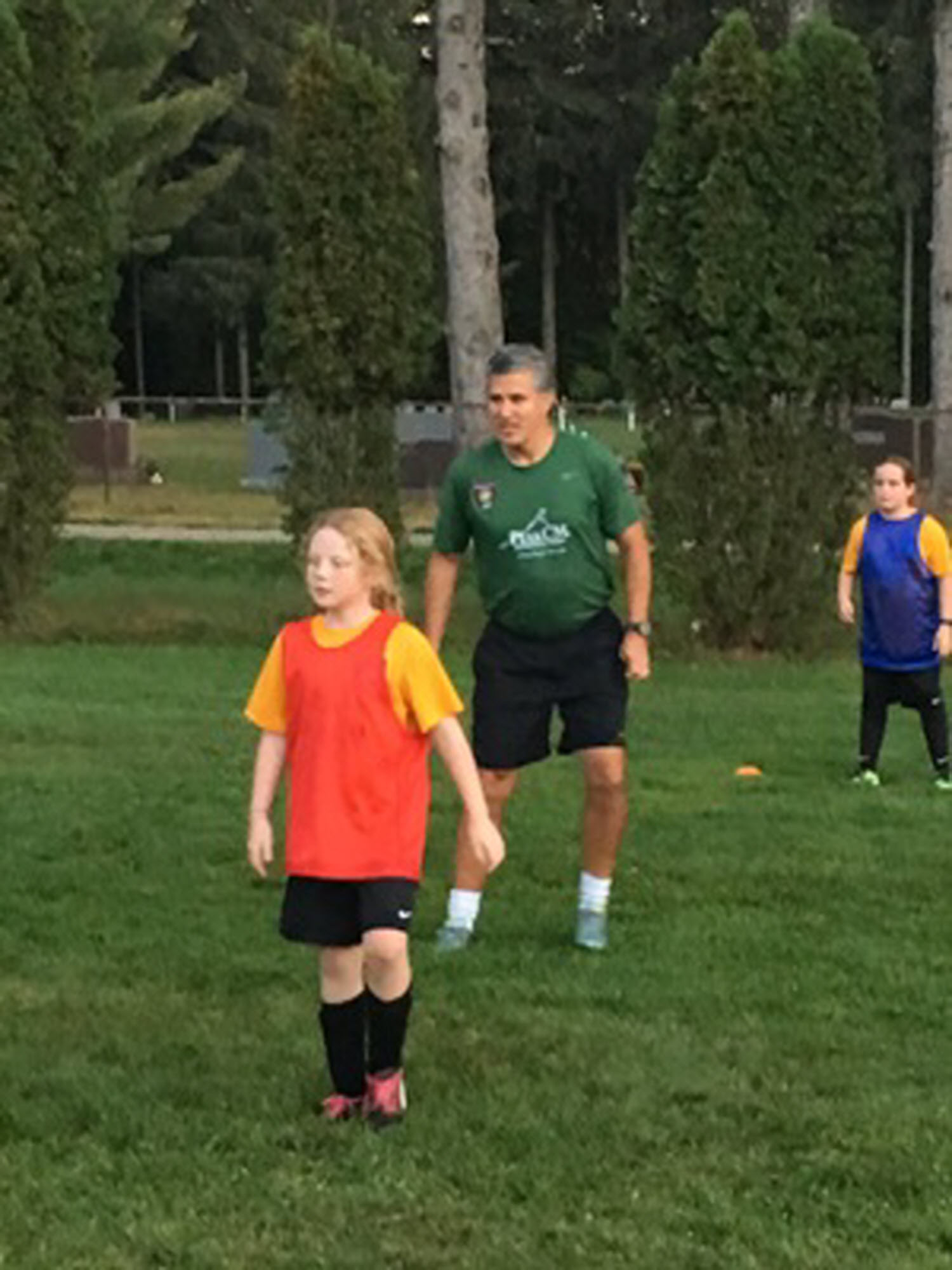 NEW-Winter Soccer Training Skills Program, Session 3
