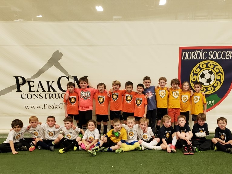 Nordic U6/U8 Boys and Girls Programs - Spring 2021.