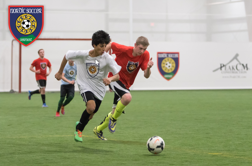 NISC Reopening: Winter Soccer at Nordic